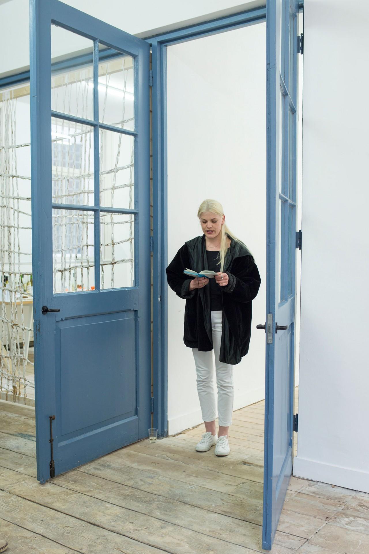 Marie Ilse Bourlanges Disclosing @ Castrum Peregrini