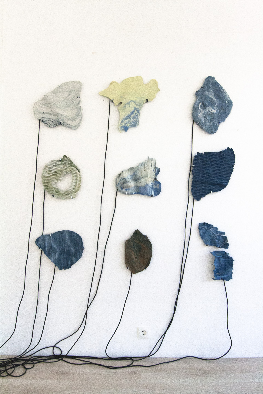 Marie Ilse Bourlanges Cephea's chanting stones