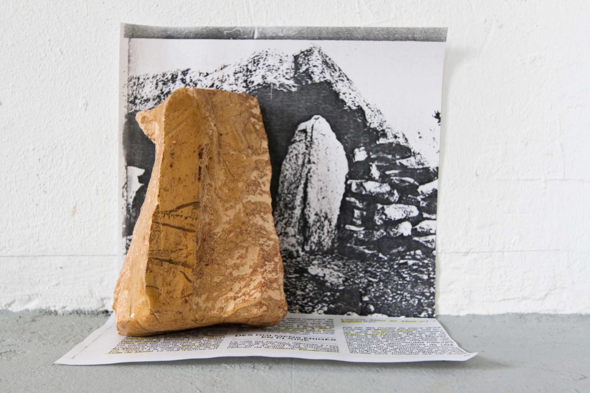 Marie Ilse Bourlanges Cephea's whispering stones