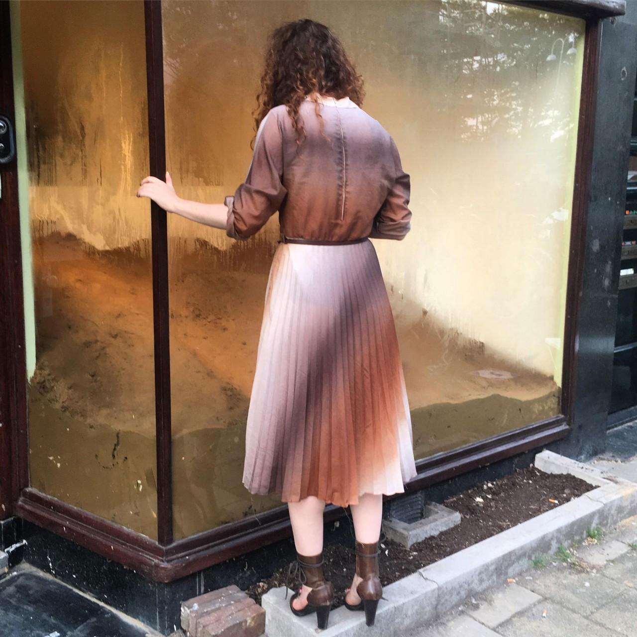 Marie Ilse Bourlanges Wetter than wet – vitrine