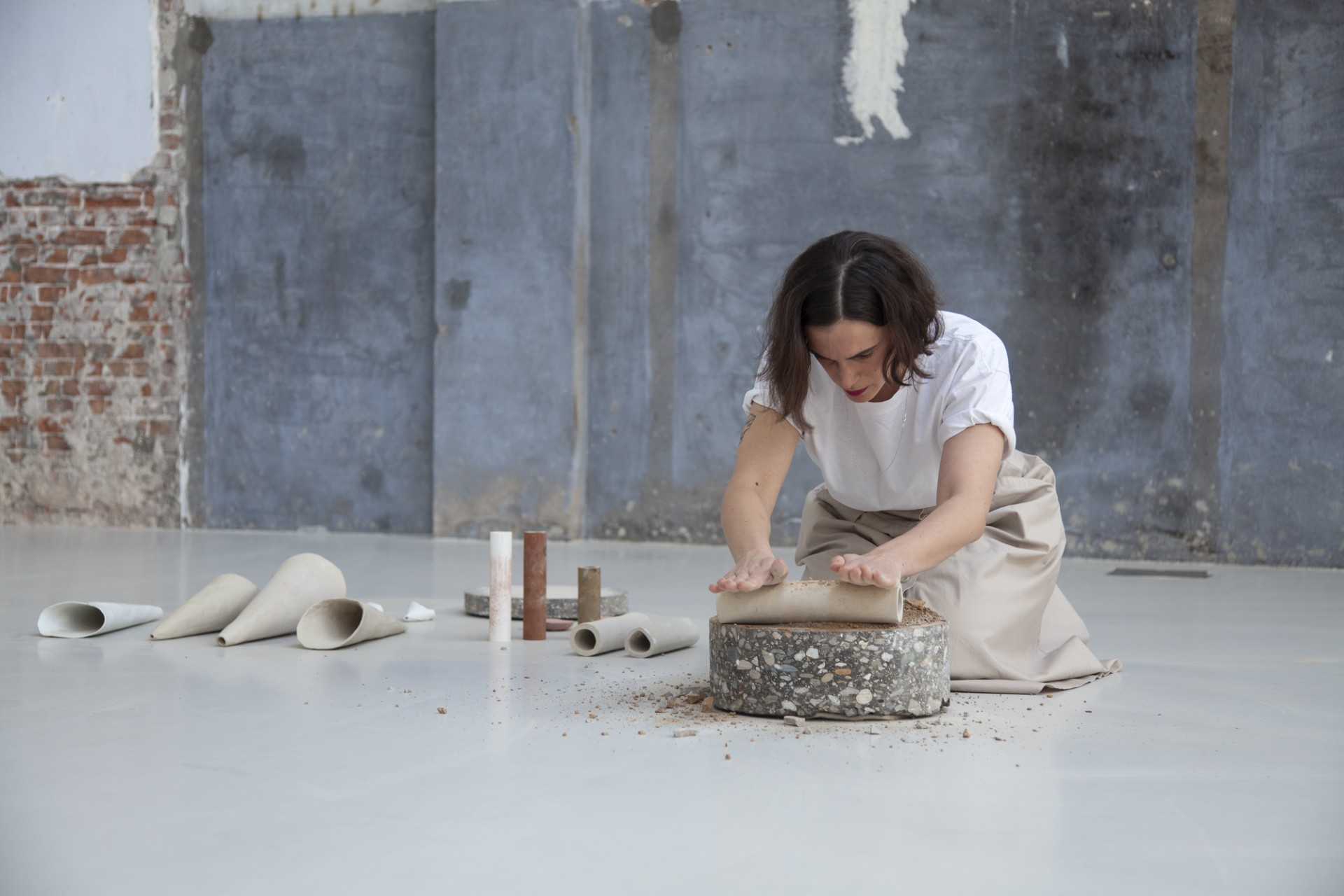 Marie Ilse Bourlanges Shelf life – Archive event II @Looiersgracht 60
